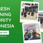 Program Refreshment Training Security