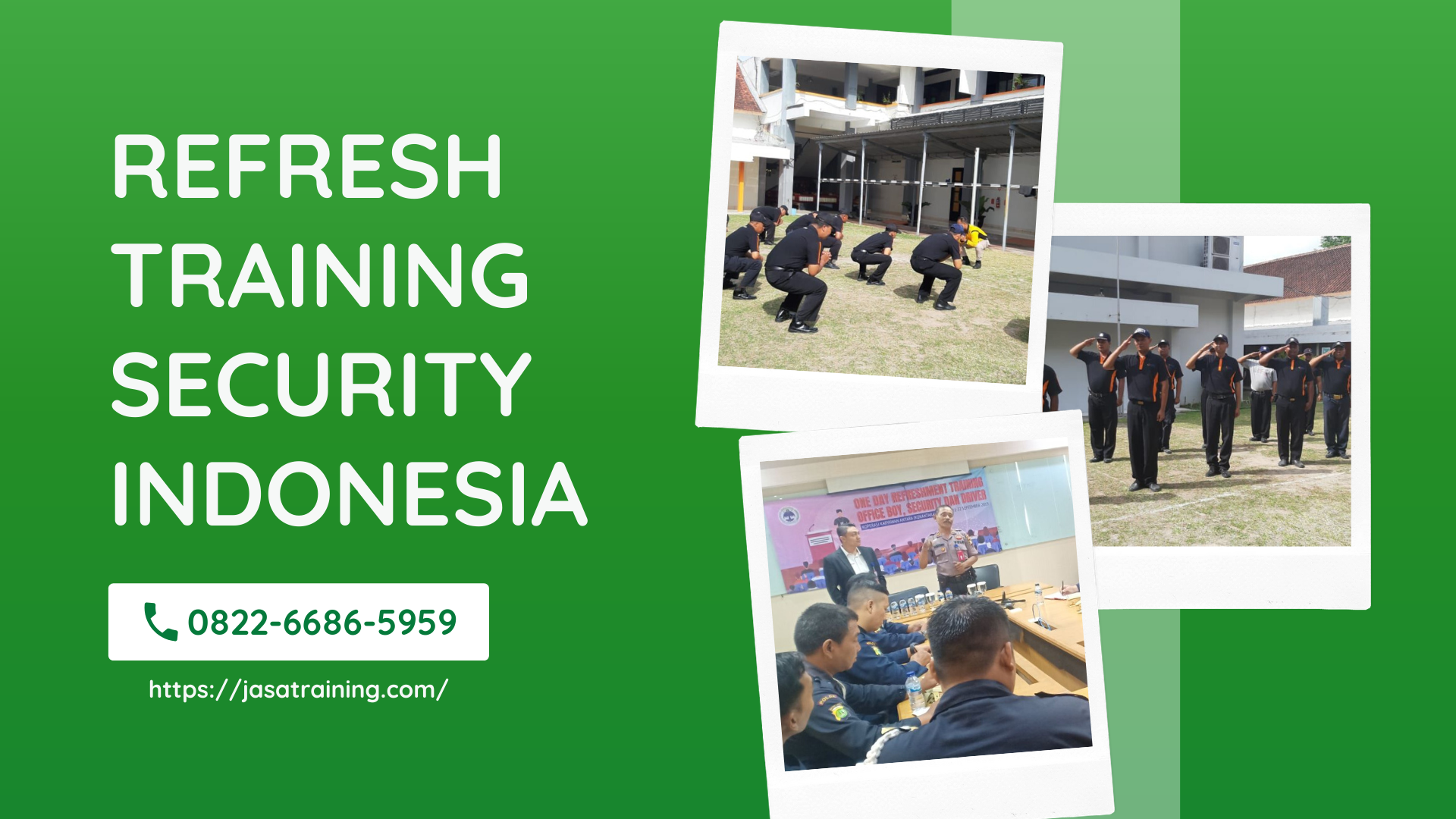 Refresh Training Security Indonesia