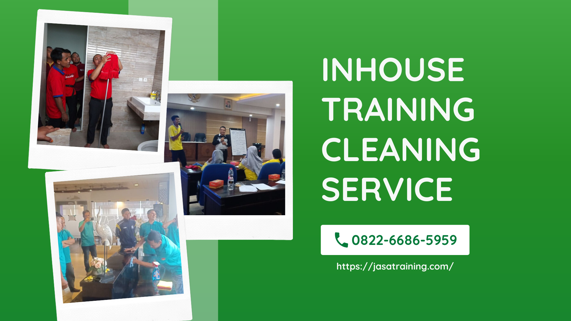 Training Cleaning Service