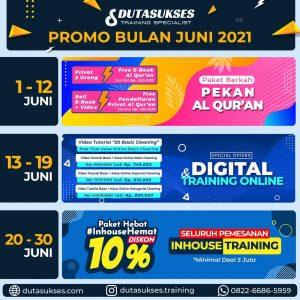 Promo DutaSukses Juni 2021