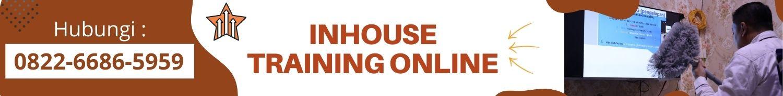 inhouse training dan pelatihan online